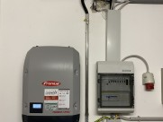 Photovoltaik-Anlage 4,95kWp