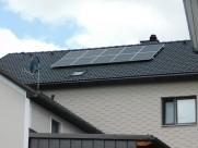 Photovoltaik-Anlage PV-Anlage 6,60kW St. Oswald