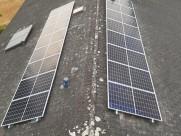 Photovoltaik-Anlage PV-Anlage 5,44kW Ardagger Stift