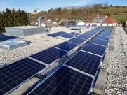 Photovoltaik-Anlage Tageseinrichtung GFGF Ardagger 14,72kW