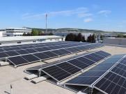Photovoltaik-Anlage Morauf Armaturen Service GmbH