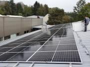 Photovoltaik-Anlage Druckerei