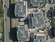 Photovoltaik-Anlage Wohnhausanlage Egon-Umlauf-Straße